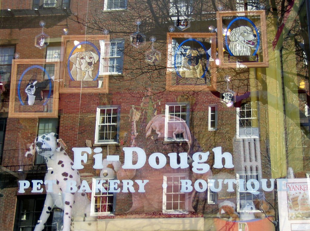 Fi-dough Pet bakery